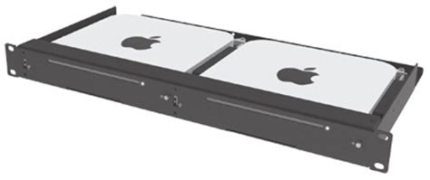 mac mini rack big pic media sonnet mac rack mini call for pricing