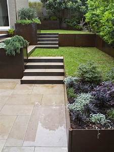 How to build a garden stairs design as a decorative element for Garden steps design ideas