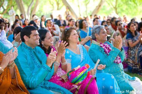 indian wedding guests ~ Indian Wedding