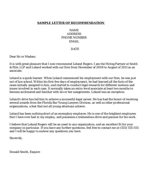 sample of recommendation letter professional letter of recommendation template business 24664 | professional letter of recommendation professional letter of recommendation