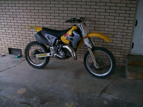 suzuki rm    custom dirt bike