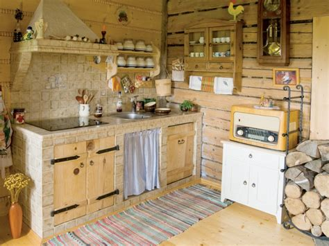 transformer sa cuisine transformer une cuisine rustique relooker cuisine