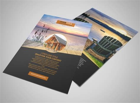 7 Secrets To A Perfect Business Flyer Design Business Card Design Creative Visiting Double Sided Vertical Mockup Psd Strategy Images Partnership Inspiration Portrait Ai