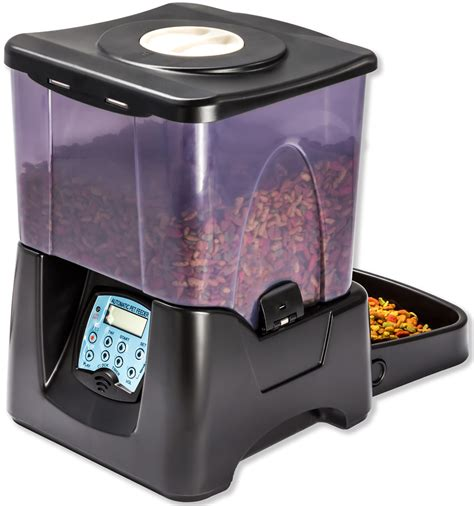 automatic pet feeder automatic pet feeder cat programmable animal food bowl