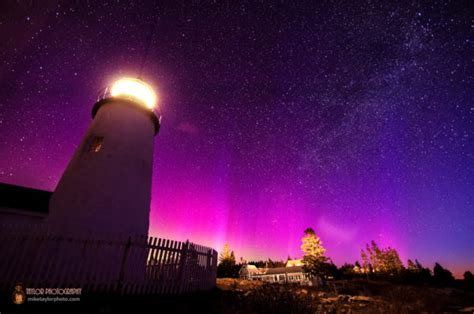 northern lights maine northern lights may be visible in maine sunday