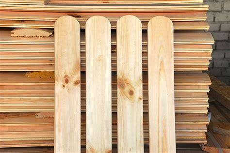 sztachety drewniane dak pol