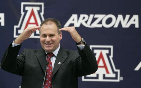 Dollars in their bank accounts need good coaches to perform their best in their kind of sports. Photo gallery: New Arizona football coach Rich Rodriguez | College | tucson.com