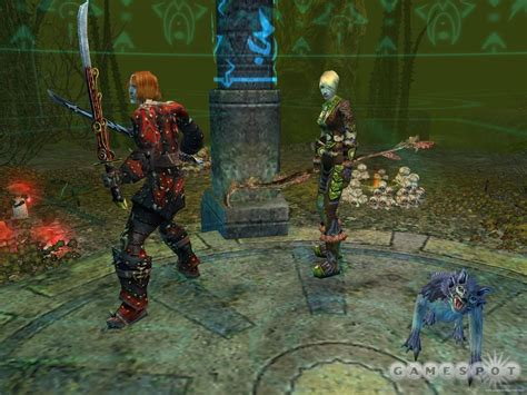 dungeon siege ii dungeon siege ii updated q a graphics and setting gamespot