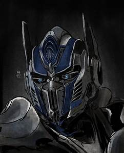 Optimus Prime by boo33559 on DeviantArt