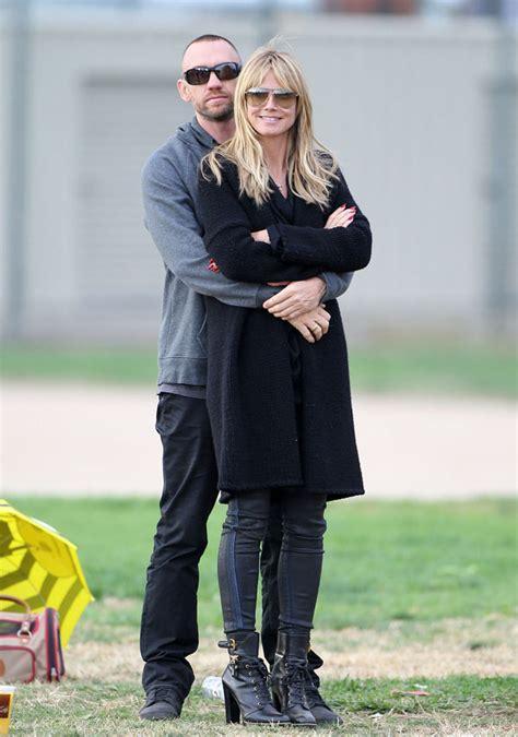 Heidi Klum Splits With Bf Martin Kirsten — Couple Breaks