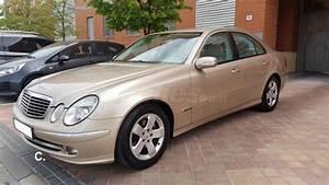 Mercedes E 270 Cdi : mercedes benz clase e e 270 cdi avantgarde diesel del 2005 con 159999km en madrid 34624261 ~ Melissatoandfro.com Idées de Décoration