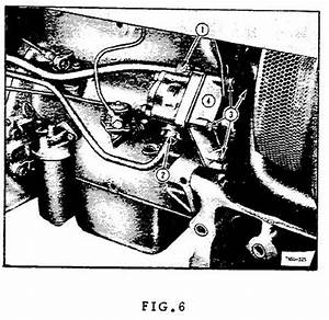 Help  Hydraulic Geyser On A International 434