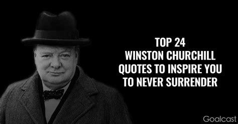 top  winston churchill quotes  inspire