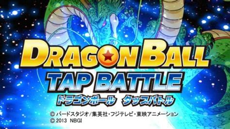 Anime Dragon Ball Tap 1 Dragon Ball Tap Battle Para Android Baixar Gr 225 Tis O Jogo
