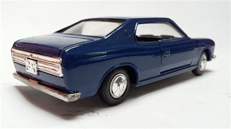 Miniature Datsun by Laurel Miniatures Z One Zone Datsun Fr