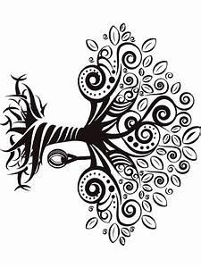Free, Tree, Stencils, Printable, To, Download, Tree, Stencils