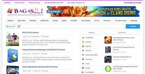 template blogger bagas bugshare
