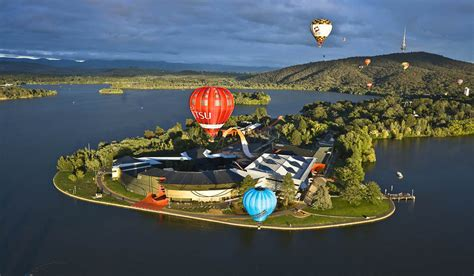 Canberra Tourist Attractions Canberra