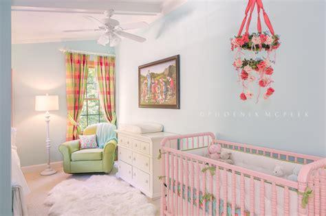 sweet pink  blue baby girl nursery kidsomania
