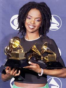 Lauryn Hill was the first hip-hop orientated artist to win ...