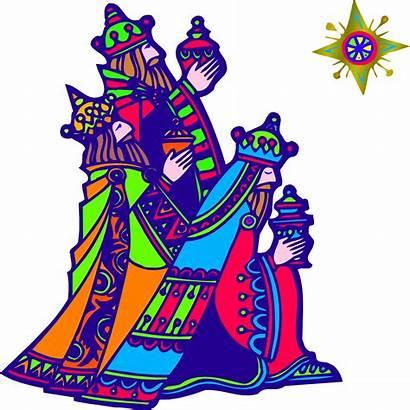 Epiphany Clipart Clip Kings Three Wise Magi