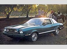 Timeline 1977 Mustang The Mustang Source