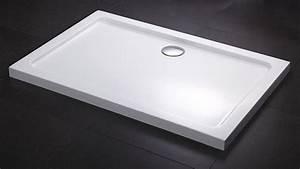 Bac De Douche Extra Plat 140 X 90 : receveur douche pas cher ~ Edinachiropracticcenter.com Idées de Décoration