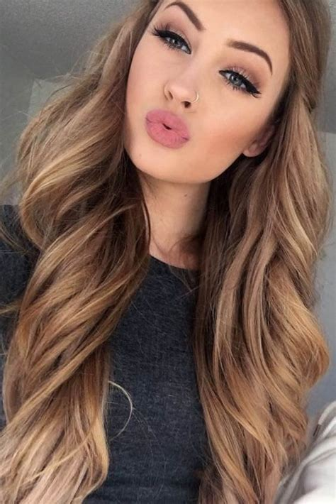 brown to light brown hair light brown hair color shades to look gorgeous