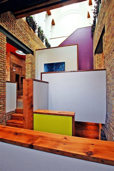 school house  chicago turned  modern