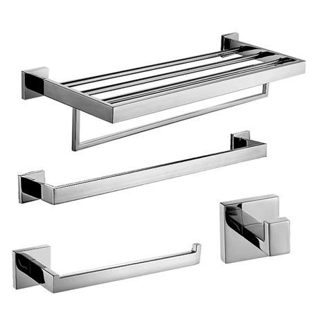 Modern Bathroom Hardware by Sus 304 Stainless Steel Wall Mounted Bathroom Hardware Set