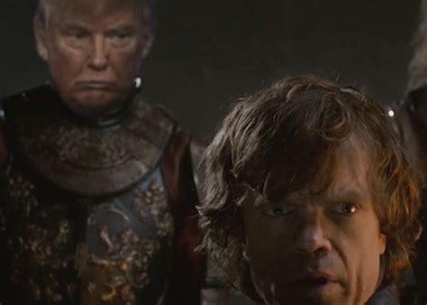 Donald Trump Es Un Personaje De 'juego De Tronos