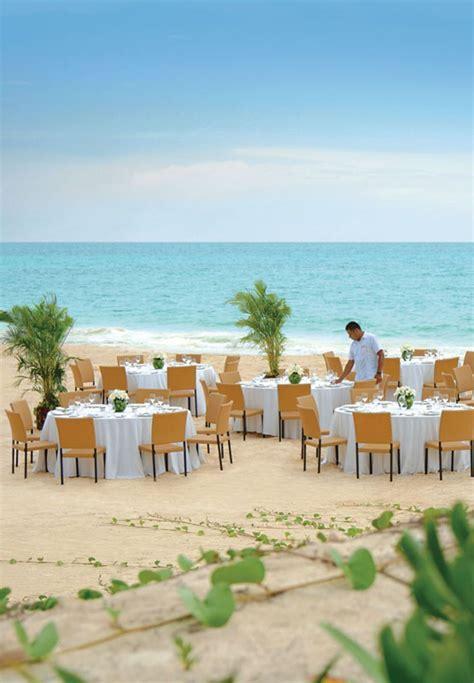 wedding venues  private beaches beach summer