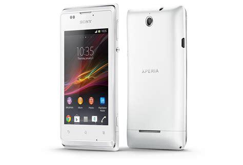 sony xperia e3 xperia e mobile android sony xperia