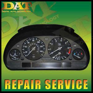 book repair manual 2001 bmw x5 instrument cluster bmw instrument speedometer cluster repair e39 e53 x5 m5 ebay