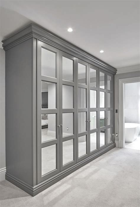 Small Mirrored Wardrobe by Image Result For Shaker Closet Doors With Mirrors Dining