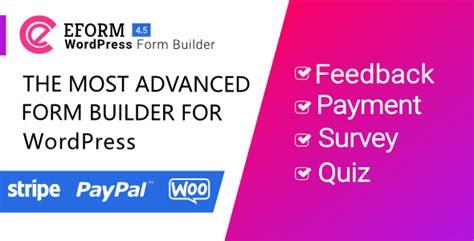 eform form builder download eform v4 7 0 form builder free nulled