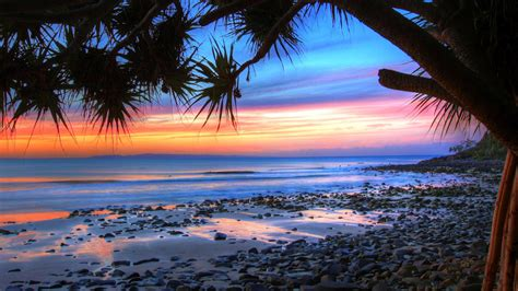 Australia Sunset Travel Hd Wallpapers