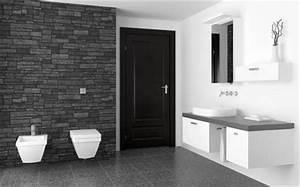 Moderne Fliesen Badezimmer : moderne badezimmer fliesen grau ~ Bigdaddyawards.com Haus und Dekorationen