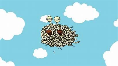 Spaghetti Flying Monster Nice