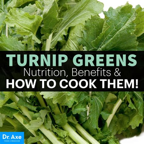 how to cook greens turnip greens nutrition benefits how to cook dr axe