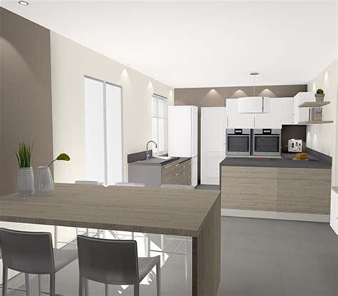 simulation plan cuisine simulation plan cuisine dootdadoo com idées de conception sont intéressants à votre décor