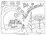 Coloring Camper Getdrawings sketch template