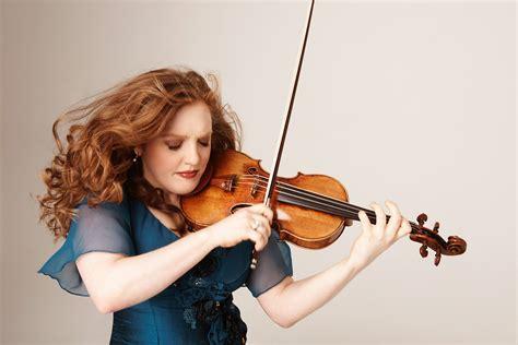 Classical Violinist Rocker Rachel Barton Pine