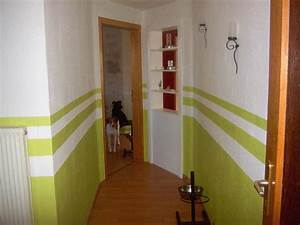 Farben Für Wände Ideen : nochmal ein flur ~ Markanthonyermac.com Haus und Dekorationen