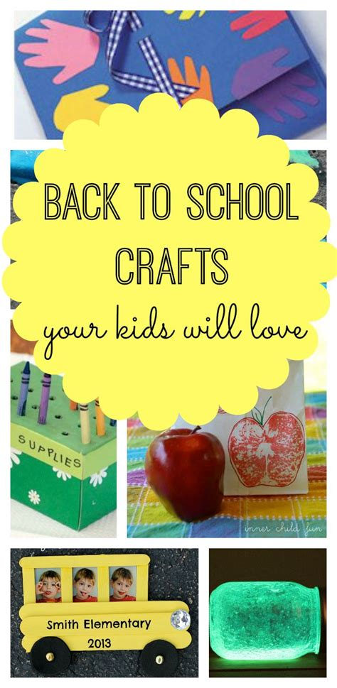 182 best back to school activities images on 809 | 0c92acd4caec9b871dd5ce6960be8451 preschool crafts crafts for kids