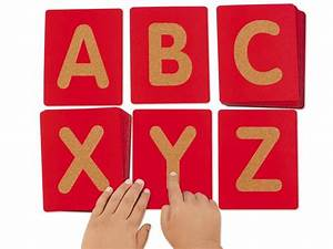 17 best images about daycare wish list on pinterest maze With tactile letter cards