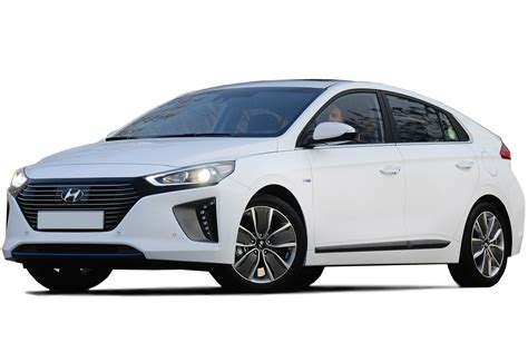 Hyundai Car : Hyundai Ioniq Hatchback Review