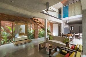 Brick House By Architecture Paradigm