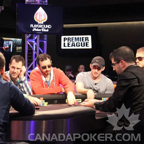 2012 Playground Poker Fall Classic  Wpt Montreal Event 1