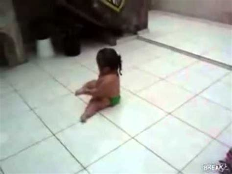 Scooting On Floor by The Exorcism Of The Scooting Baby